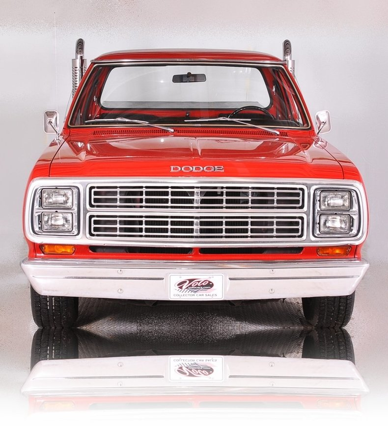 1979 Dodge Lil Red Express Image 9