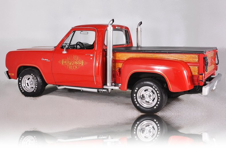 1979 Dodge Lil Red Express Image 45