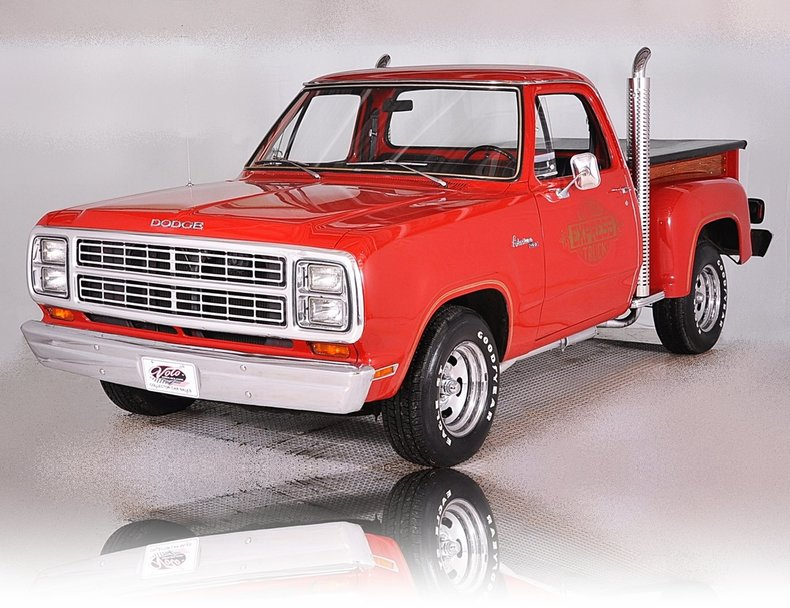 1979 Dodge Lil Red Express Image 47