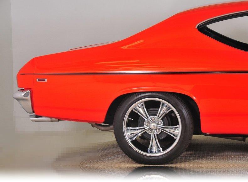 1969 Chevrolet Chevelle Image 21