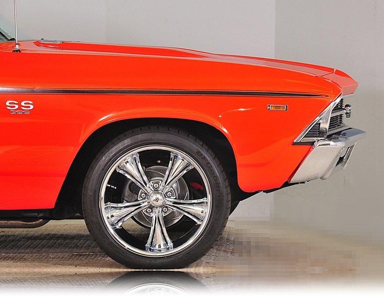 1969 Chevrolet Chevelle Image 23