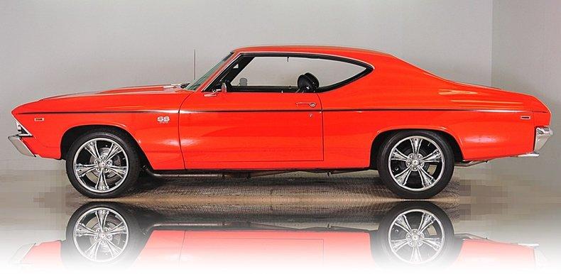 1969 Chevrolet Chevelle Image 57