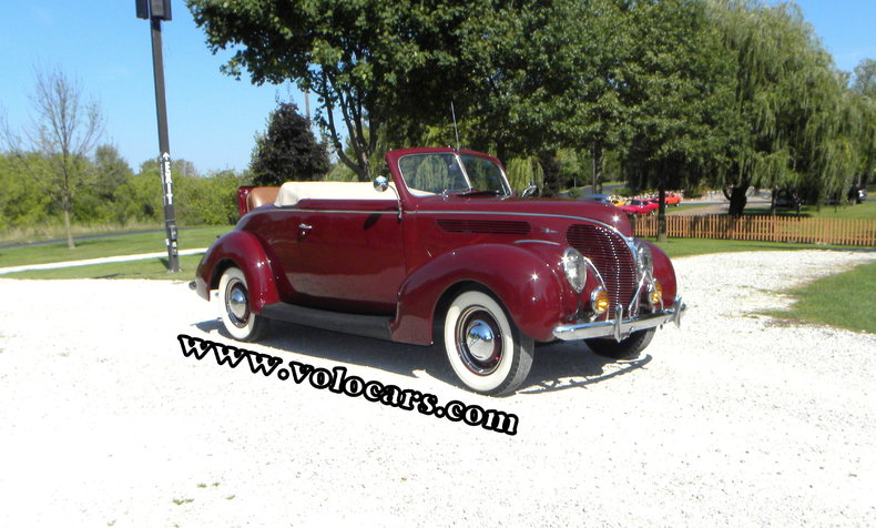 1938 Ford Model 81A Image 1