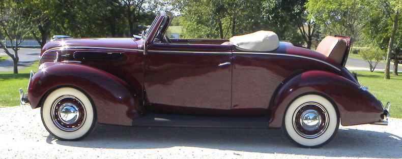 1938 Ford Model 81A Image 4