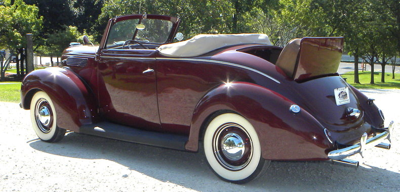 1938 Ford Model 81A Image 5