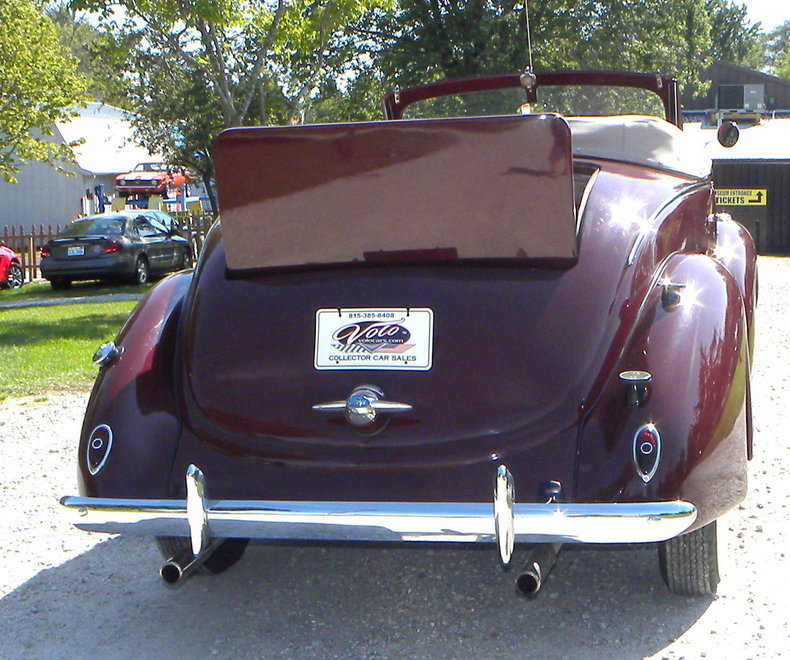 1938 Ford Model 81A Image 6