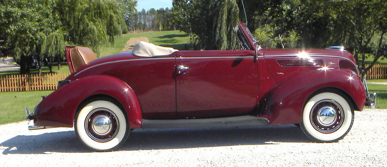 1938 Ford Model 81A Image 8