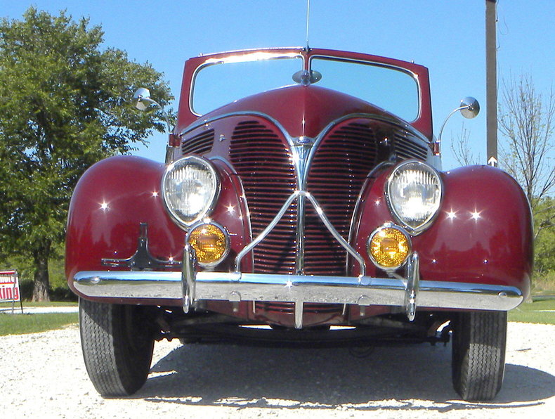 1938 Ford Model 81A Image 9