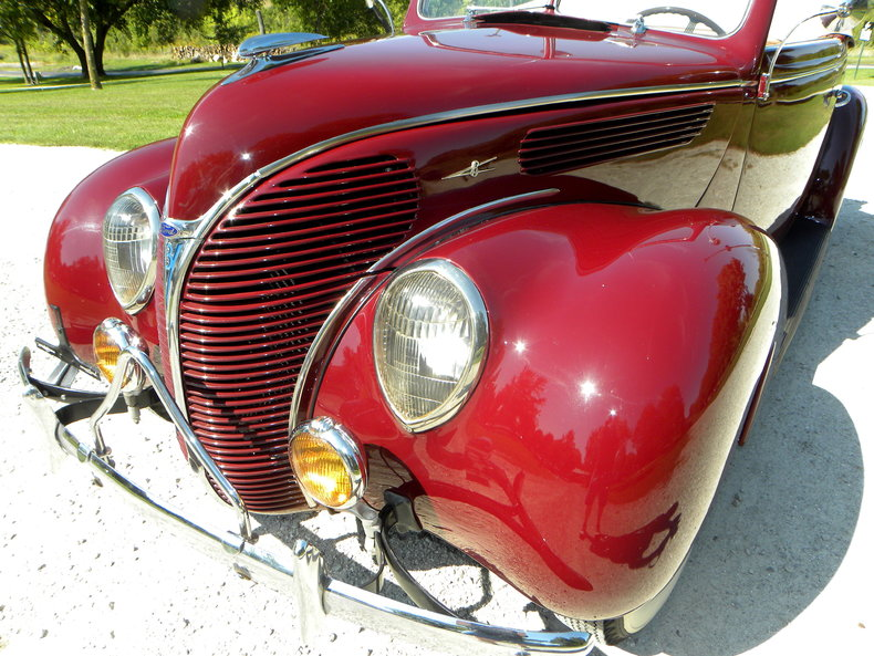 1938 Ford Model 81A Image 11