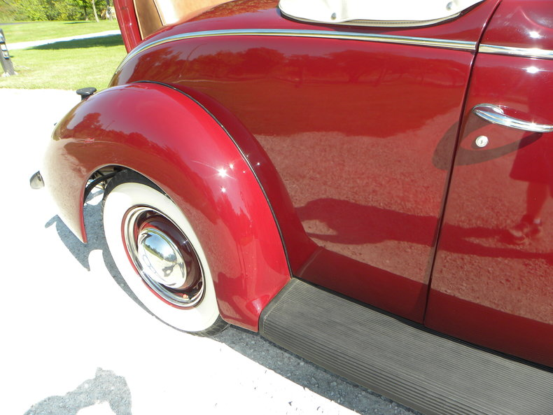 1938 Ford Model 81A Image 12