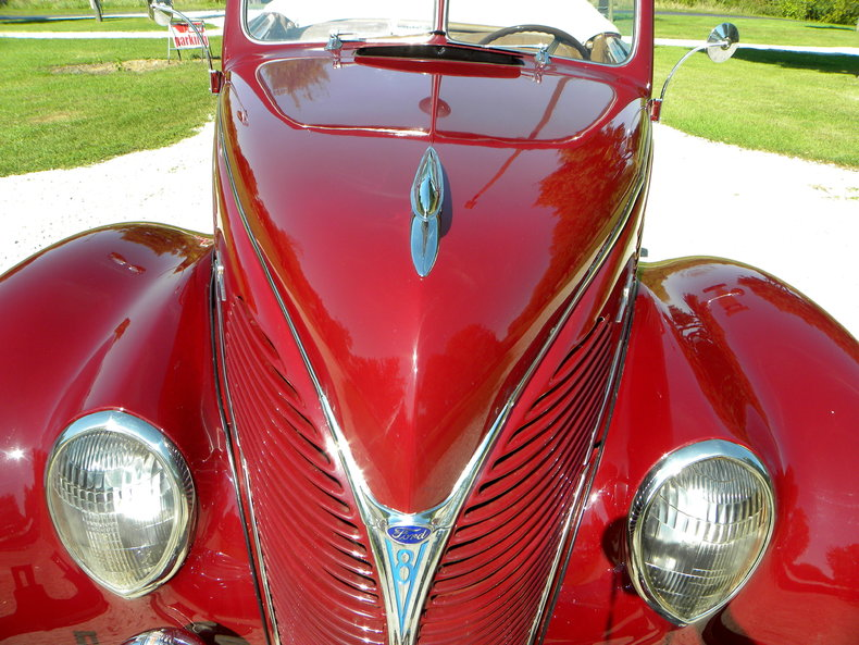 1938 Ford Model 81A Image 16