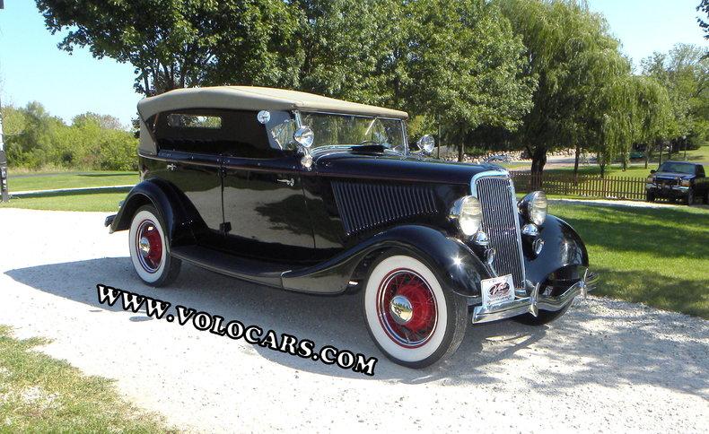 1934 Ford Model 40 Image 1
