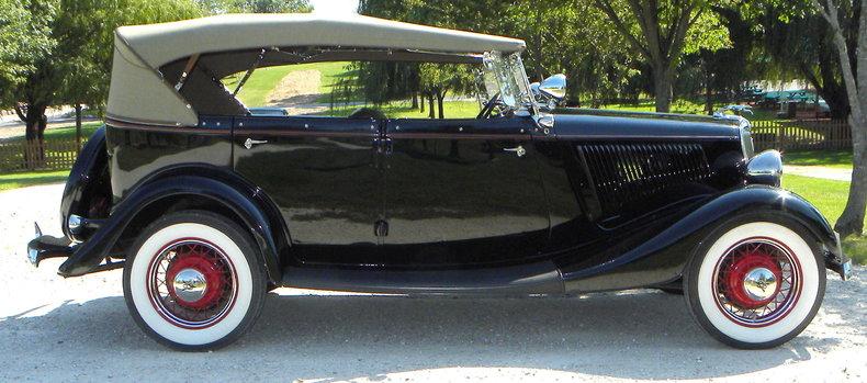 1934 Ford Model 40 Image 2