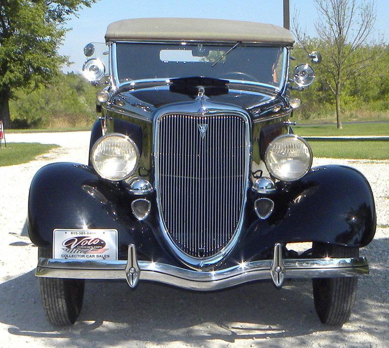 1934 Ford Model 40 Image 13