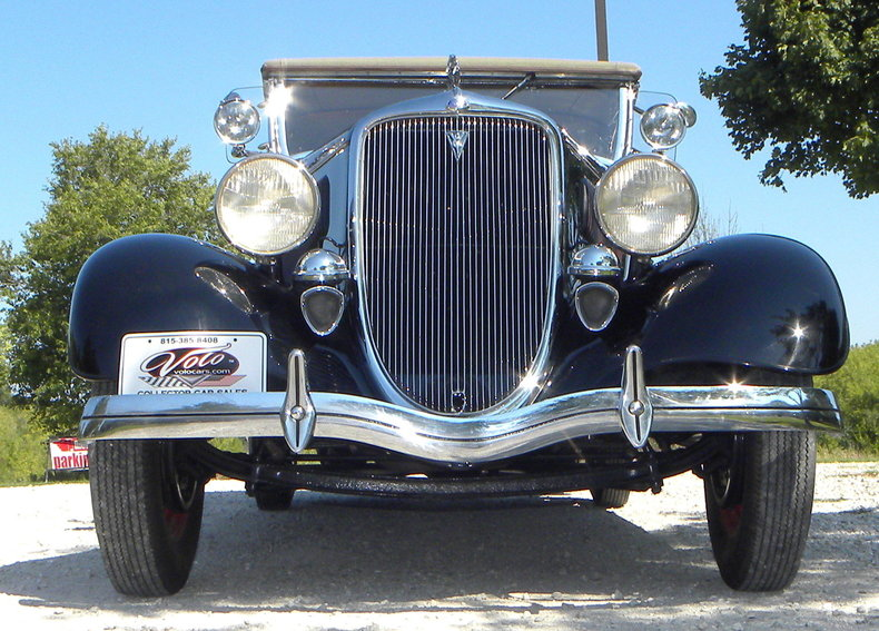 1934 Ford Model 40 Image 14