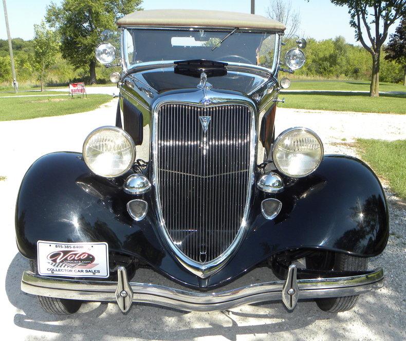 1934 Ford Model 40 Image 15