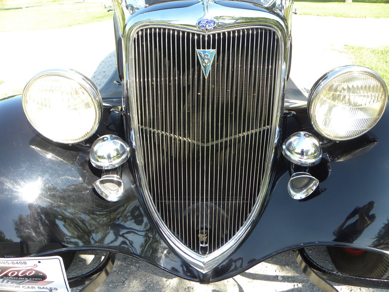 1934 Ford Model 40 Image 16