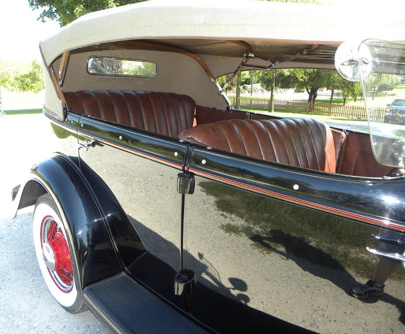 1934 Ford Model 40 Image 22