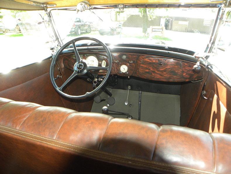 1934 Ford Model 40 Image 48