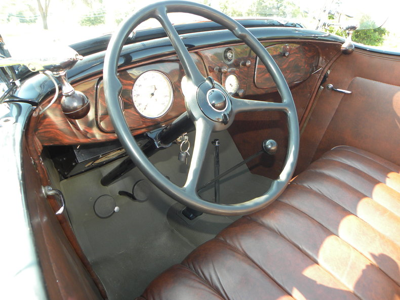1934 Ford Model 40 Image 57