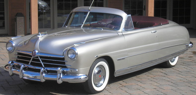 1950 Hudson Commodore Image 2