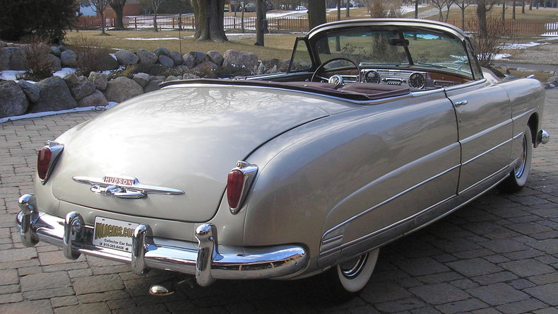 1950 Hudson Commodore Image 7