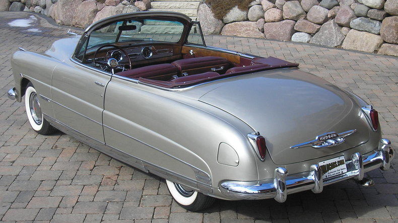 1950 Hudson Commodore Image 11