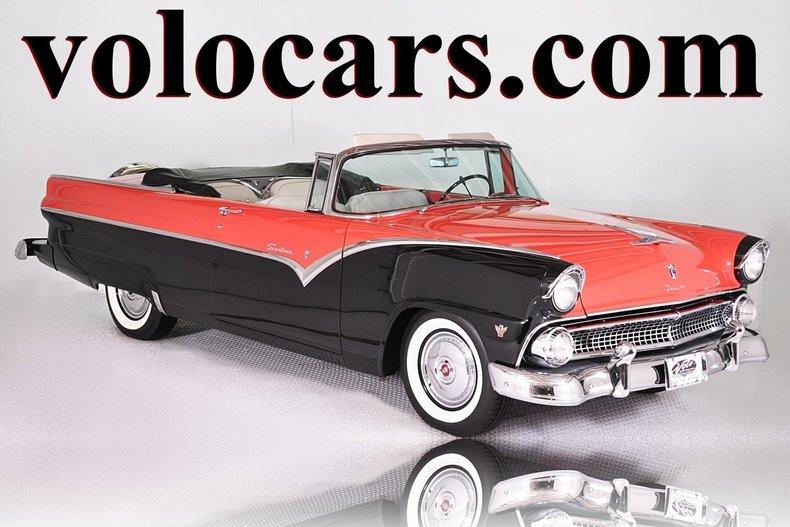 1955 Ford Sunliner Image 1