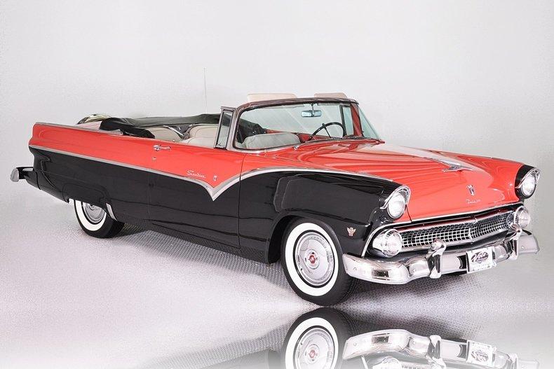1955 Ford Sunliner Image 14