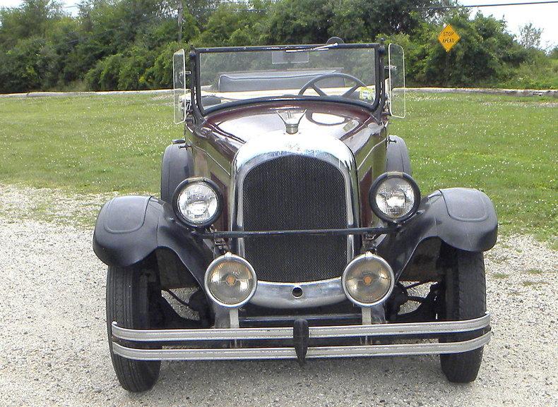 1928 Chrysler 62 Image 2