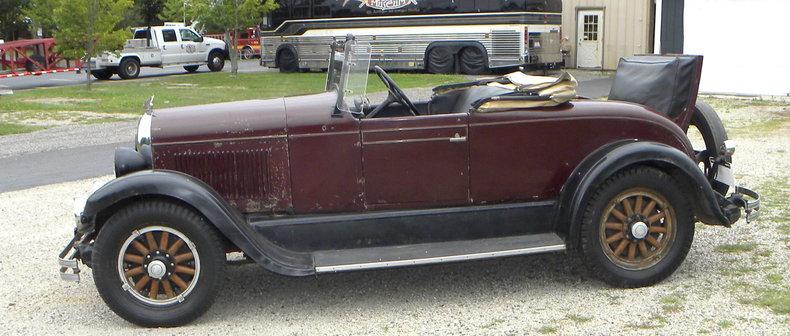 1928 Chrysler 62 Image 4