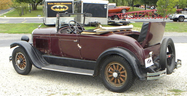 1928 Chrysler 62 Image 5
