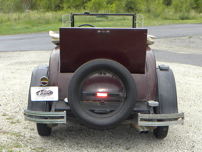 1928 Chrysler 62 Image 6