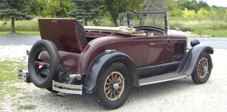 1928 Chrysler 62 Image 7