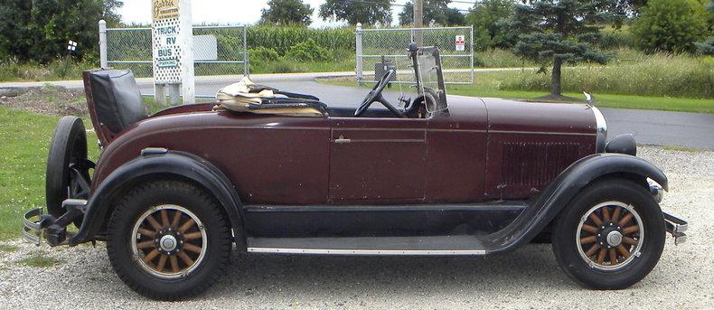 1928 Chrysler 62 Image 8
