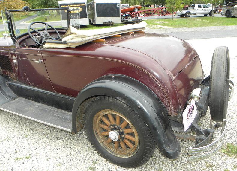 1928 Chrysler 62 Image 10