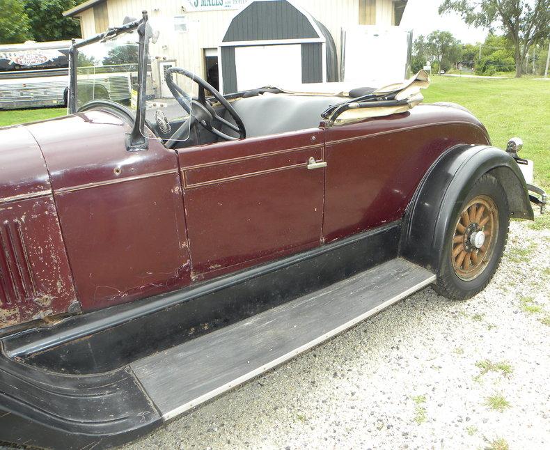 1928 Chrysler 62 Image 12