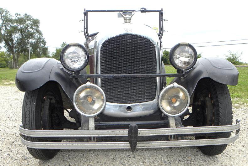 1928 Chrysler 62 Image 13