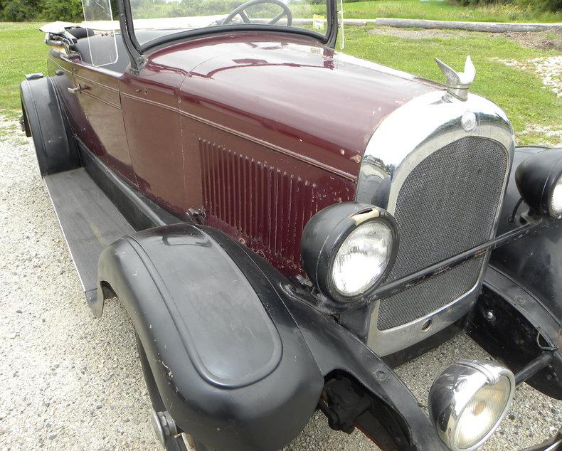 1928 Chrysler 62 Image 14