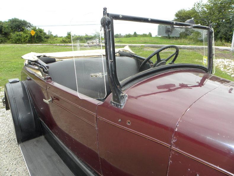 1928 Chrysler 62 Image 17