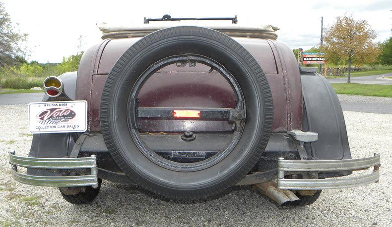 1928 Chrysler 62 Image 20