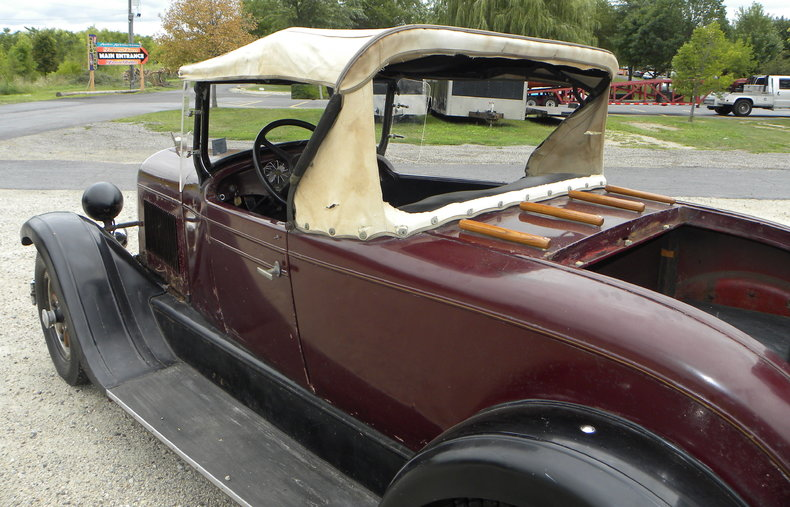 1928 Chrysler 62 Image 30