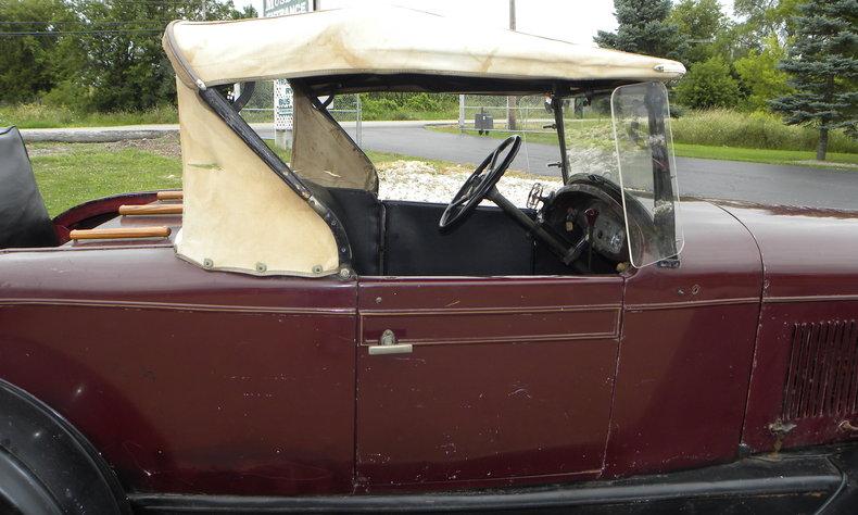 1928 Chrysler 62 Image 31