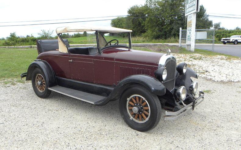 1928 Chrysler 62 Image 34