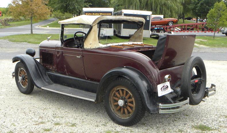 1928 Chrysler 62 Image 35