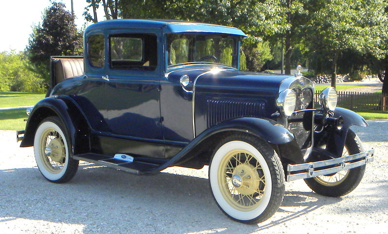 1931 Ford Model A Image 4