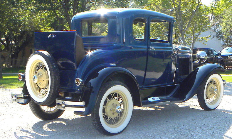1931 Ford Model A Image 7
