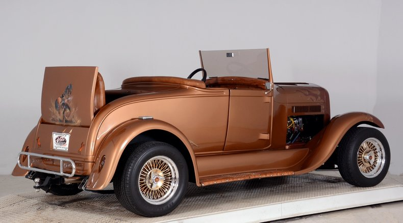1928 Ford Custom Image 4