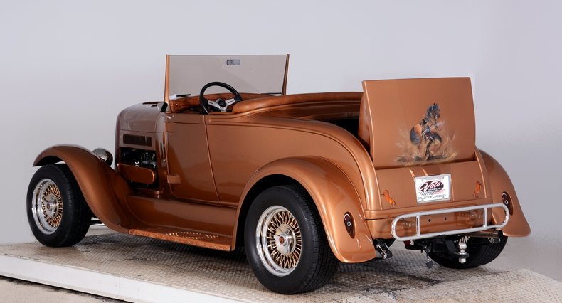 1928 Ford Custom Image 13