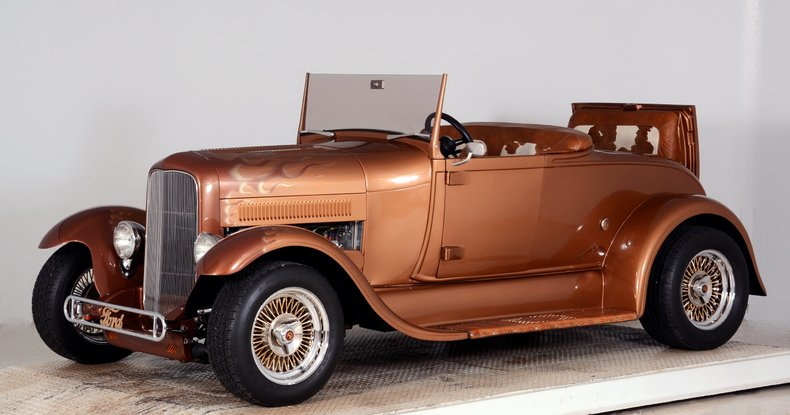 1928 Ford Custom Image 29
